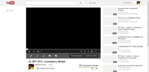 Youtube (Chrome) - Problems
